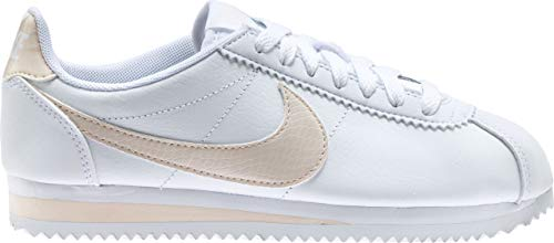 Donna White NIKE Scarpe Guava Ice Running Cortez 109 Leather Wmns Classic Multicolore naqZYO