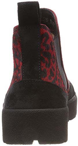 Think Red Chilli Women''s 383091 76 Chelsea kombi Drunta Boots ryrXqSW