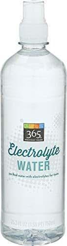 Water: 365 Everyday Value Electrolyte Enhanced