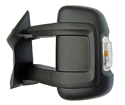 Espejo retrovisor completo Manual Brazo Largo Izquierdo