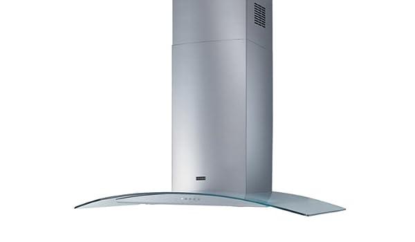 Franke Campana Glass Soft Basic FGC 915 XS: Amazon.es: Grandes electrodomésticos