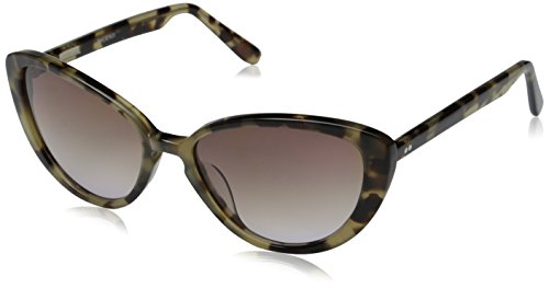Derek Lam Phoenix Cat Eye Sunglasses,Tortoise,55 - Lam Sunglasses
