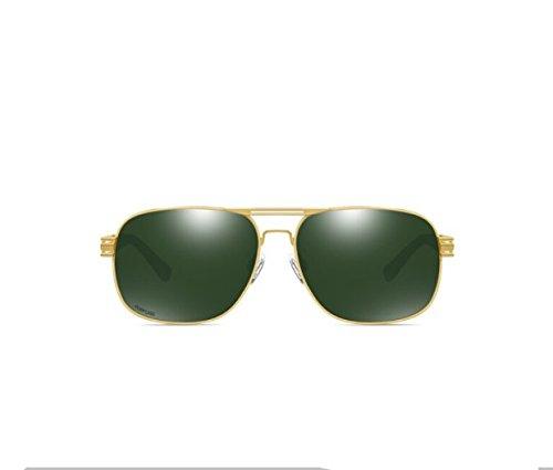 Gafas Gris Pesca 5322 Las Marco Gafas Nuevos Square Polarizadas De NHDZ Classic De Gafas Negro Gafas De Conducción Hombres Conducción Sol Men'S Sol Negro Productos Polarizadas Controladores FUwwqv