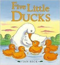 Ducks Little Five (Five Little Ducks)