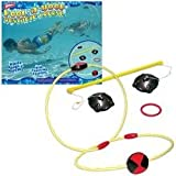 Pool-A-Hoop Obstacle Course