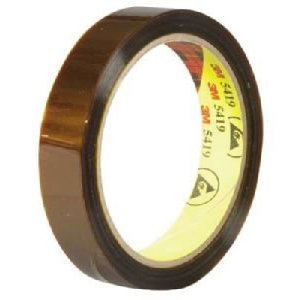 3M Low Static Polyimide Tape 5419 1/2