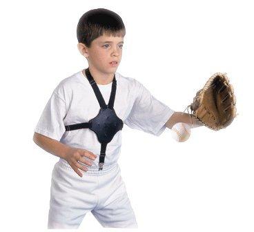 Adjustable Heart Guard (Uniform Sleeveless Baseball)
