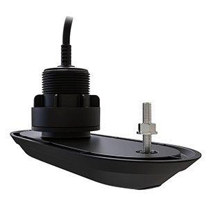 (Raymarine Axiom RV-300 RealVision 3D Plastic Thru Hull 0° Low Profile Transducer)