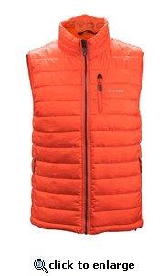 Gerbing's Gyde 7 volt Calor Puffer Filled Vest-Mens-Orang...