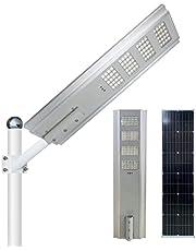 كشاف شوارع ليد يعمل بالطاقة الشمسية 150 وات 3*1 الومونيوم