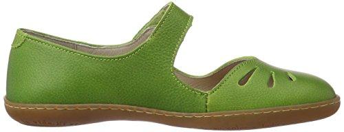 El Naturalista El Viajero N249 - Mary Jane de otra piel Mujer Verde - verde (verde)