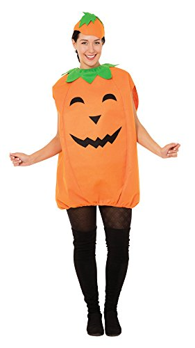 Bristol Novelty AC371 Pumpkin Costume, UK 10-14