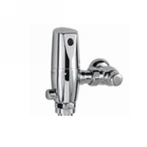 American Standard 6063.505.002 Exposed Flowise Selectronic Urinal Flush Valve Valve Only for Retrofit, DC Powered, 0.5 Gpf, Polished Chrome by American Standard