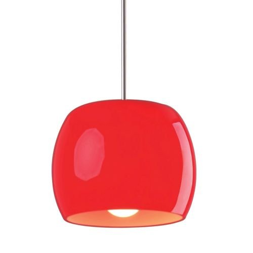 ET2 E20851-03, Caps Mini Pendant, 1 Light, Chrome (Pendant Mini Caps Chrome)