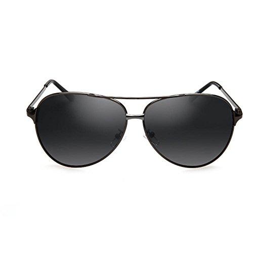 De El De Silverframeiceblue De BlackFrameBlackGrayLens La Gafas La De Polarizadas Gafas Los RPFU De Las Espejo Conducen Hombres Sol De Manera Que Sol Moda vInRq