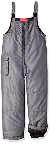 London Fog Girls' Classic Bib Pant with Zipper