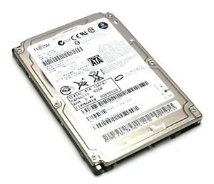 """Dell UT933 MHW2060BH 2.5"""" SATA 60GB 5400 Fujitsu Laptop Hard Drive Latitude E6400"""