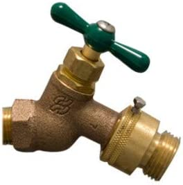 Proflo Pf109fbfpc Proflo Pf109fbfpc 3 4 Hose Bibb With Backflow Preventer Not For Potable Water Use Amazon Com