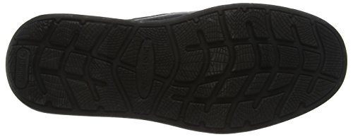 Vicar Loafers Black Puppies Hush Black Victory Men's zqawnSf
