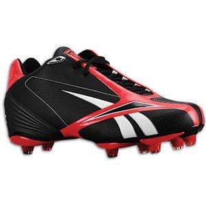 34f32fd6936 Reebok NFL Burner Speed III 5 8 Sd3 Black red Men s Size 13.5 Football  Cleats - Buy Online in Oman.