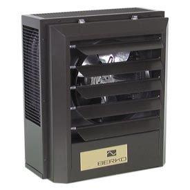 Marley HUHAA548 Berko Unit Heater 350 cfm 3 Phase 480 Volt 17060 BTU/Hour 5 kilowatt - Marley Station Stores