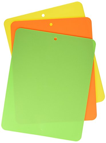 Francois-et-Mimi-Set-of-3x-Colorful-Flexible-Bendy-Food-Safe-Cutting-Mat-Board-15×12