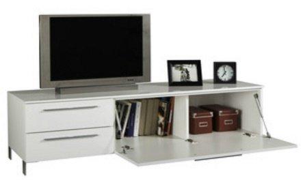 Piushopping - Mobile diseño Mueble Moderno bajo Puerta TV de ...