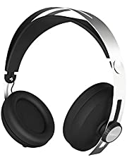 Sephia KH684 Headphones, On Ear Earphones for iPhone, iPod, iPad, Samsung, MP3 players, Tablets and More (Improved)