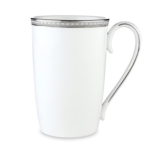 (Lenox Murray Hill Platinum Banded Bone China Accent)