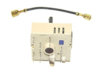 GE WB24T10063 Range Dual Burner Control Switch for Stove on