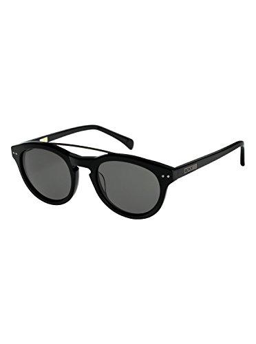 Roxy Womens Jill - Sunglasses - Women - One Size - Black Shiny Black/Grey One ()