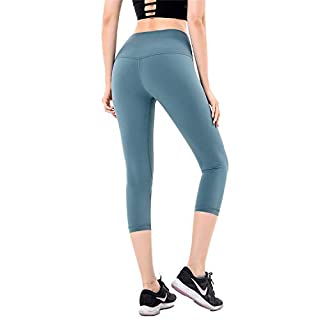 Cupocupa High Waisted Workout Leggings with Pockets for Women Tummy Control;Women's Yoga Pants with Pockets