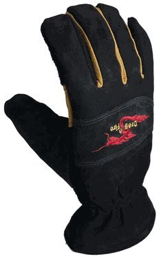 Dragon Fire Alpha X Gauntlet NFPA Structural Fire Glove Small