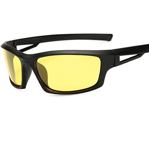 Classic Polarized Sunglasses Men Travel Sun Glasses Driving Eyewear Male Gafas,night ()