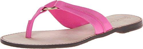 Lilly Pulitzer - McKim Flat Sandal - Pop Pink - 8.5