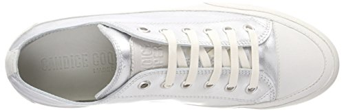 Trainers Irma Argento Women's Silver Cooper Candice Silber tqxf4af