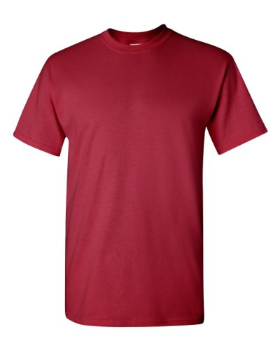 otton Tee (Pack of 12), Cardinal Red, XX-Large ()