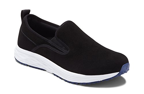 Vionic Men's Fulton Bryant Slip-on Sneaker Black 8M