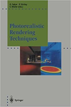 Book Photorealistic Rendering Techniques (Focus on Computer Graphics)