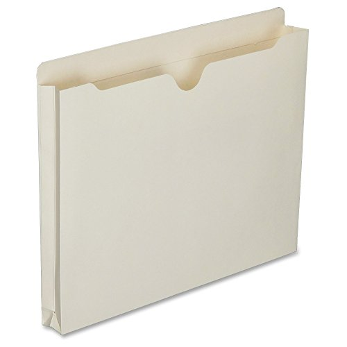 (AbilityOne - SKILCRAFT Manila File Jackets - Letter Size, 1