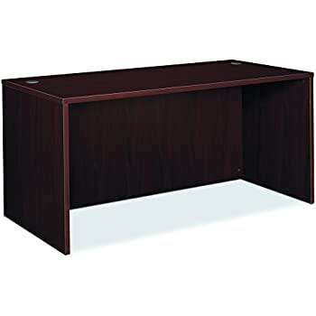 HON BL Laminate Series Office Desk Shell   Rectangular Desk Shell, 60w X  30d X