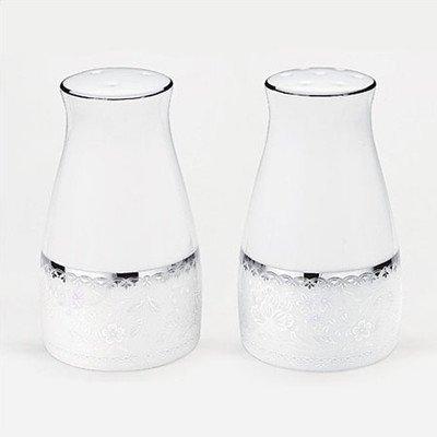 Noritake Abbyville Salt & Pepper Shakers