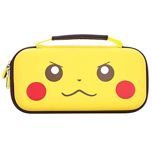 Estuche de viaje para consola y accesorios Nintendo Switch