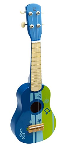 Hape Early Melodies Ukulele Blue