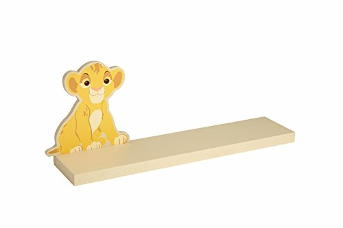 Disney Lion King Wooden Shelf