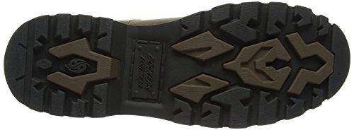 Dockers 29NB004 - Botas de cuero para hombre Gris ( Stone 420 )