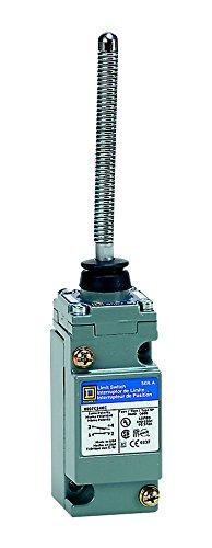 Square D 9007C54KC Heavy Duty NEMA Limit Switch, Full Size, 1 Pole, Wobble Stick Coil Spring Ext. (Electrical Switch Interlock)