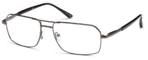 DALIX Vintage Glasses Frames Metallic Prescription Eyeglasses - Prescription Glasses Online Vintage