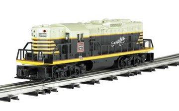 Williams by Bachmann O Scale GP9 Diesel Locomotive (Burlington Route Black & Gray) - Gp9 Diesel Engine