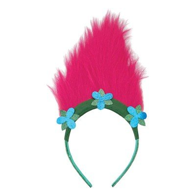 Dreamworks Trolls Poppy Hairstyle Hairband ()